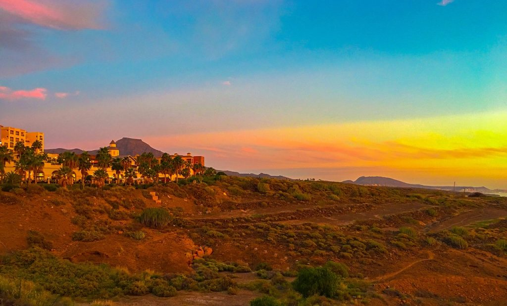 Teneriffa-Kanarische Insel-Spain
