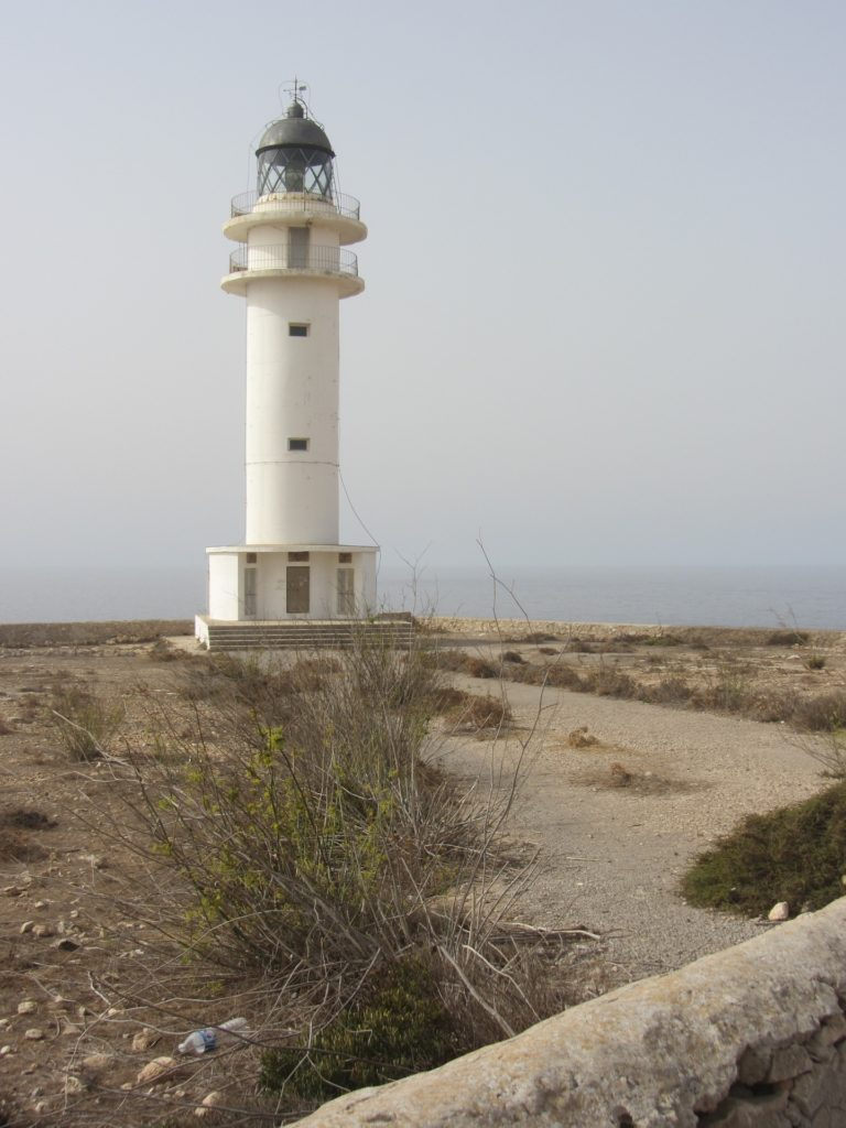 Lichtturm auf Formentera